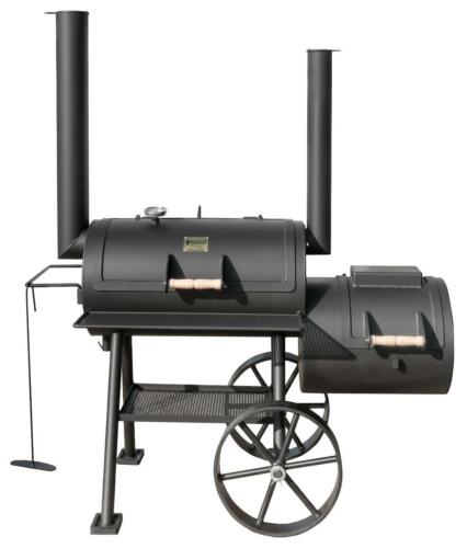 16 Special Edition with double Chimnee 16 Special Edition mit Doppel Kamin