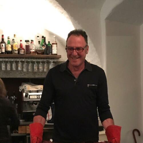 BEEF im besten Fisch Restaurant im Tessin Boato Brissago