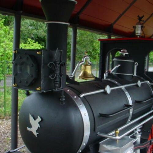 Der allererste Cactus Jack Train mit Station